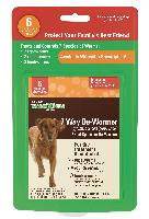 Sentry Worm X Plus 7 Way De-Wormer Large Dog 6 ct.